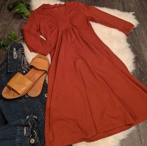 PATAGONIA - 3/4 Sleeve Dress